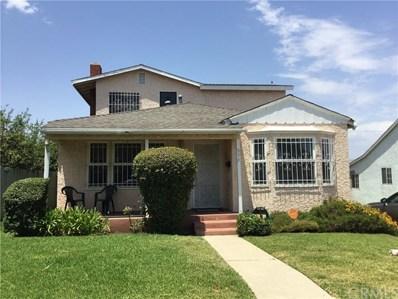 859 W 112th Street, Los Angeles, CA 90044 - MLS#: RS18161918