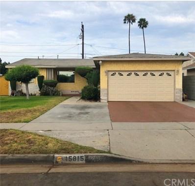 15815 S HASKINS Avenue, Rancho Dominguez, CA 90220 - MLS#: RS18163425