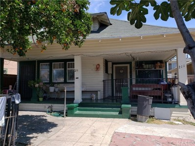 211 W 50th Street, Los Angeles, CA 90037 - MLS#: RS18164508