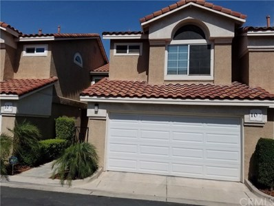 1111 San Marino Court UNIT 102, Corona, CA 92881 - MLS#: RS18170723