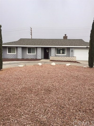 13343 1st Avenue, Victorville, CA 92395 - MLS#: RS18172598