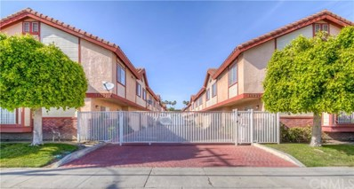 11233 Barnwall Street UNIT D, Norwalk, CA 90650 - MLS#: RS18174460