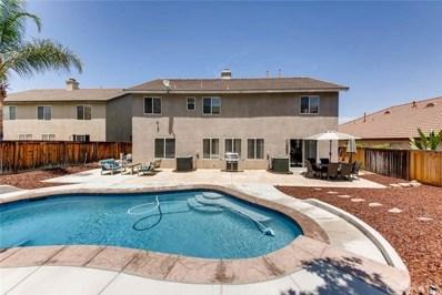 382 Minaret Street, Corona, CA 92881 - MLS#: RS18175865