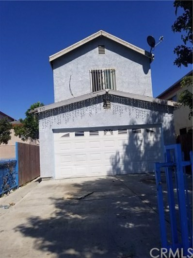 710 N Willowbrook Ave, Compton, CA 90220 - MLS#: RS18177255