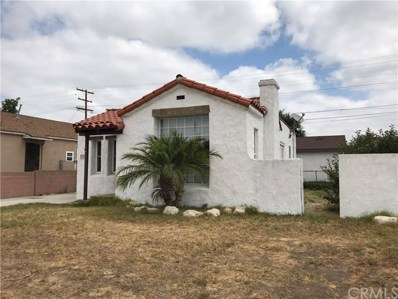 6063 Roosevelt Avenue, South Gate, CA 90280 - MLS#: RS18178251