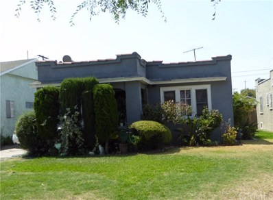 1860 W 42nd Place, Los Angeles, CA 90062 - MLS#: RS18183150