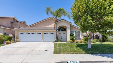 37149 Wild Rose Lane, Murrieta, CA 92562 - MLS#: RS18188950