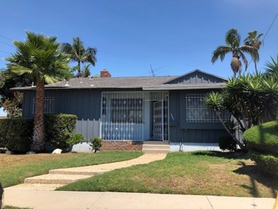 1557 W 123rd Street, Los Angeles, CA 90047 - MLS#: RS18195995
