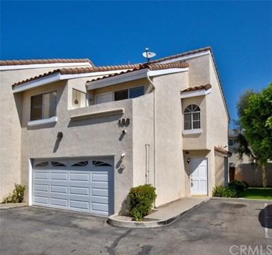186 S IDAHO Street, La Habra, CA 90631 - MLS#: RS18199804