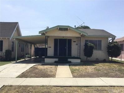 632 W 106th Street, Los Angeles, CA 90044 - MLS#: RS18204122
