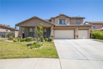 849 VanDal Way, Palmdale, CA 93551 - MLS#: RS18204259