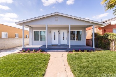 605 Williamson Avenue, East Los Angeles, CA 90022 - MLS#: RS18205013