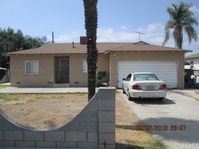 1009 Gothic Way, Pomona, CA 91768 - MLS#: RS18214730