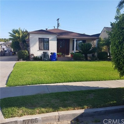 5766 Lincoln, South Gate, CA 90280 - MLS#: RS18217951
