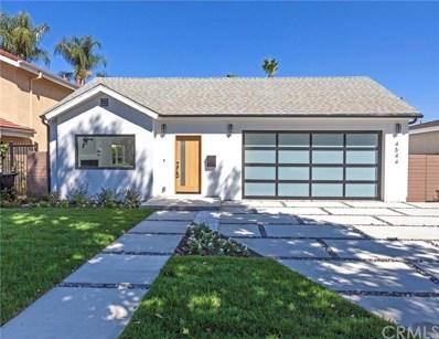 4544 Cedros Avenue, Sherman Oaks, CA 91403 - MLS#: RS18220457