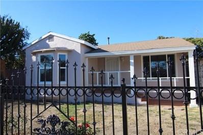 1831 E 124th Street, Compton, CA 90222 - MLS#: RS18225622