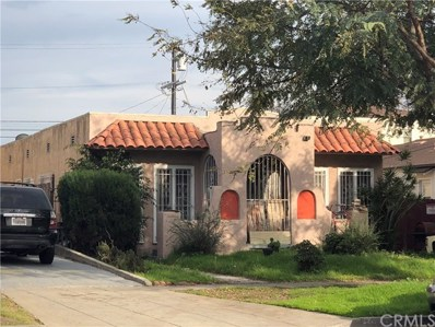 1814 Hauser Boulevard, Los Angeles, CA 90019 - MLS#: RS18226392