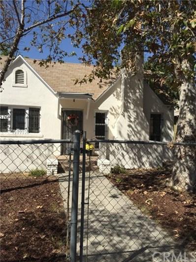 1376 Genevieve Street, San Bernardino, CA 92405 - MLS#: RS18228121
