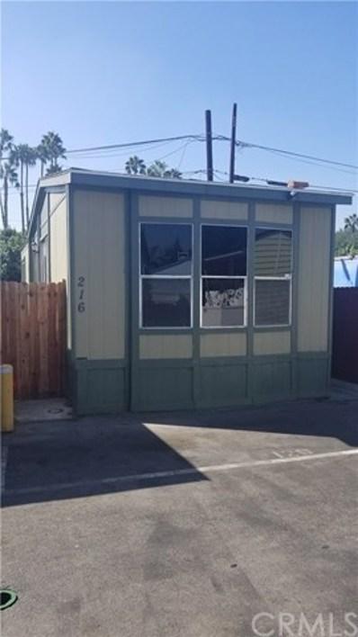 400 E Arbor Street UNIT 216, Long Beach, CA 90805 - MLS#: RS18229154
