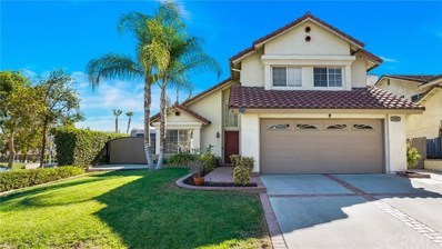1901 Silverwood Circle, Corona, CA 92881 - MLS#: RS18229945