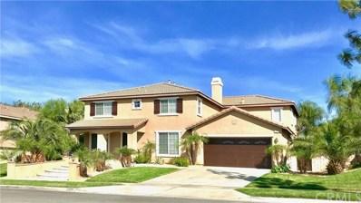 2277 Marysa Kathrin Street, Corona, CA 92882 - MLS#: RS18232687