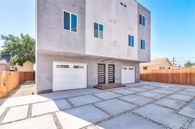 1604 W 84th Place UNIT 1\/2, Los Angeles, CA 90047 - MLS#: RS18234328
