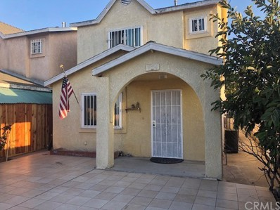 874 W Manchester Avenue, Los Angeles, CA 90044 - MLS#: RS18234640