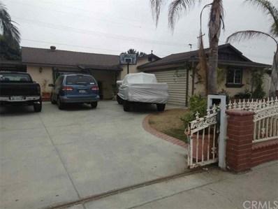 734 N Bush Street, Anaheim, CA 92805 - MLS#: RS18234959