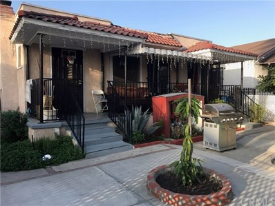 1841 W 39th Street, Los Angeles, CA 90062 - MLS#: RS18235573