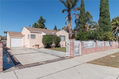10421 Bowman Avenue, South Gate, CA 90280 - MLS#: RS18236609