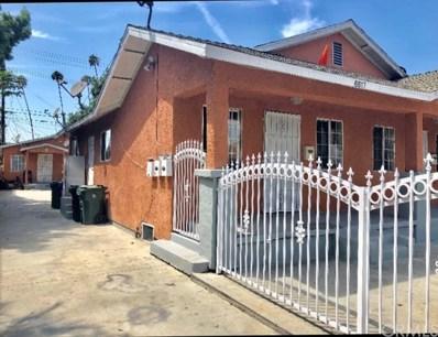 6615 Converse Avenue, Los Angeles, CA 90001 - MLS#: RS18238998