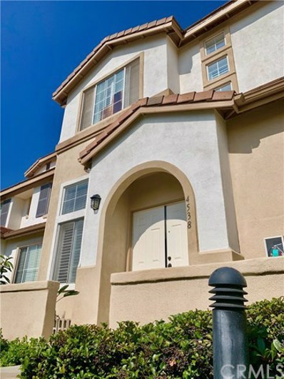 4538 Montecito Drive, La Palma, CA 90623 - MLS#: RS18241736
