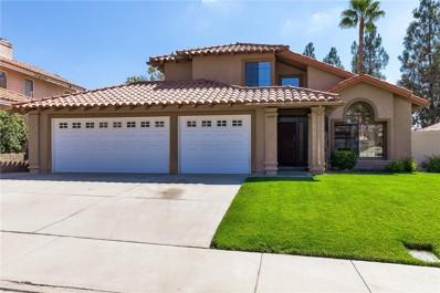 39688 Ridgedale Drive, Murrieta, CA 92563 - MLS#: RS18243313