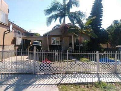 6340 Passaic Street, Huntington Park, CA 90255 - MLS#: RS18243645