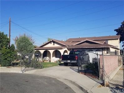 3440 Westcott Avenue, Baldwin Park, CA 91706 - MLS#: RS18245163