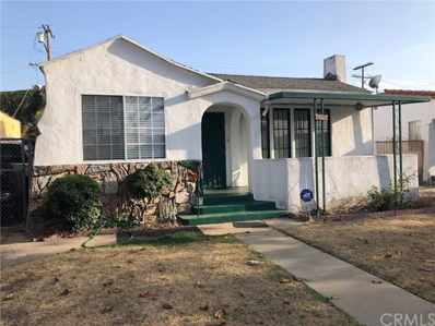 636 W 103rd Street, Los Angeles, CA 90044 - MLS#: RS18252362
