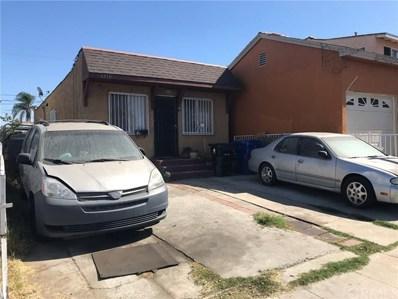 6910 VAN NESS Avenue, Los Angeles, CA 90047 - MLS#: RS18255158