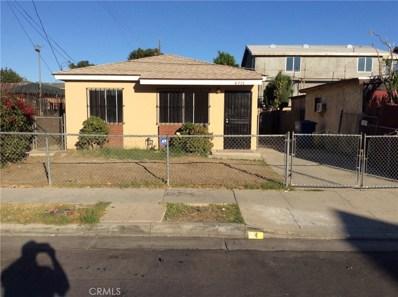 4316 Wadsworth Avenue, Los Angeles, CA 90011 - MLS#: RS18256413
