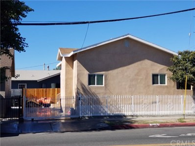 1256 E 67th Street, Los Angeles, CA 90001 - MLS#: RS18256754