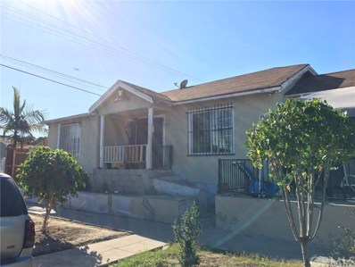 7305 Raymond Ave Avenue, Los Angeles, CA 90044 - MLS#: RS18273790