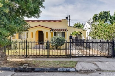 10123 San Jose Avenue, South Gate, CA 90280 - MLS#: RS18274394