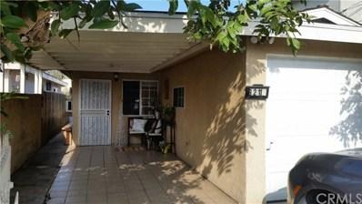 8211 Wilbarn Street, Paramount, CA 90723 - MLS#: RS18292103