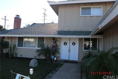 104 N Deseret Circle, Anaheim, CA 92807 - MLS#: RS19001087