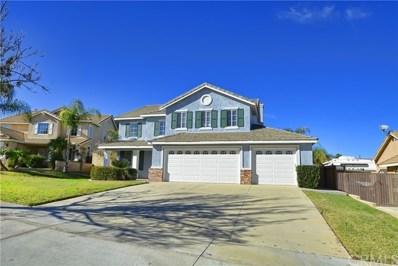 3682 Grovedale Street, Corona, CA 92881 - MLS#: RS19001541