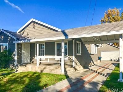 9463 Los Angeles Street, Bellflower, CA 90706 - MLS#: RS19007993