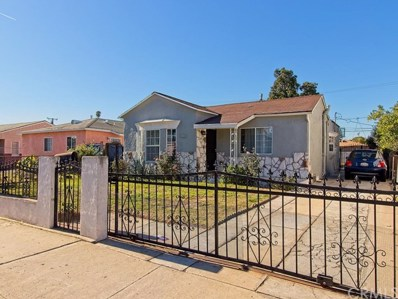 6025 Prospect Avenue, Maywood, CA 90270 - MLS#: RS19009291