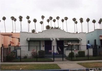 1043 W 57th Street, Los Angeles, CA 90037 - MLS#: RS19009777
