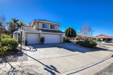 27799 Cliff Top Court, Romoland, CA 92585 - MLS#: RS19011606