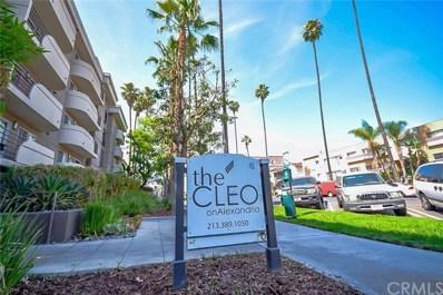 345 S Alexandria Avenue UNIT 123, Los Angeles, CA 90020 - MLS#: RS19014314