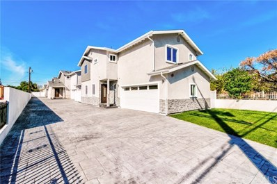 11149 Wright Road UNIT 1, Lynwood, CA 90262 - MLS#: RS19028203